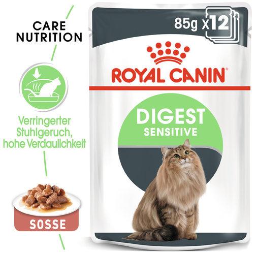 Royal Canin Digest Sensitive in Gravy - Katzenfutter