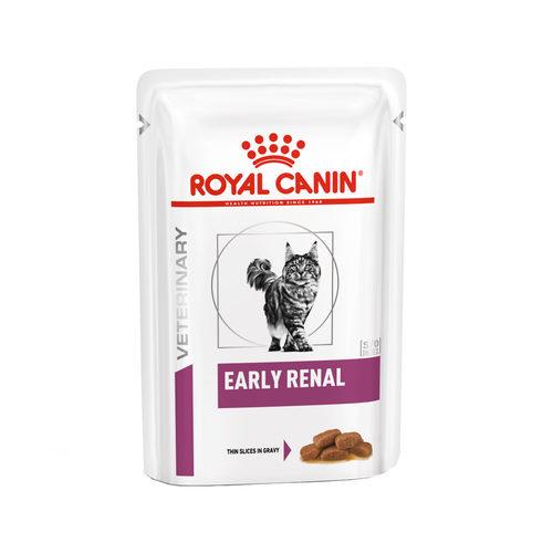 Royal Canin Early Renal in Gravy - Kattenvoer