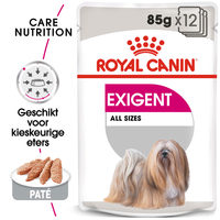 Royal Canin Exigent Wet - Hondenvoer