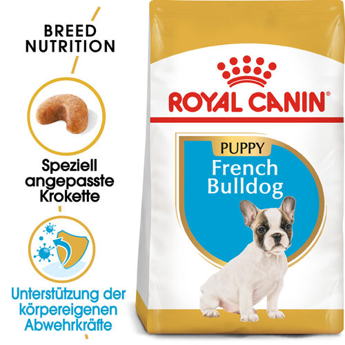 Royal Canin French Bulldog Puppy - Hundefutter