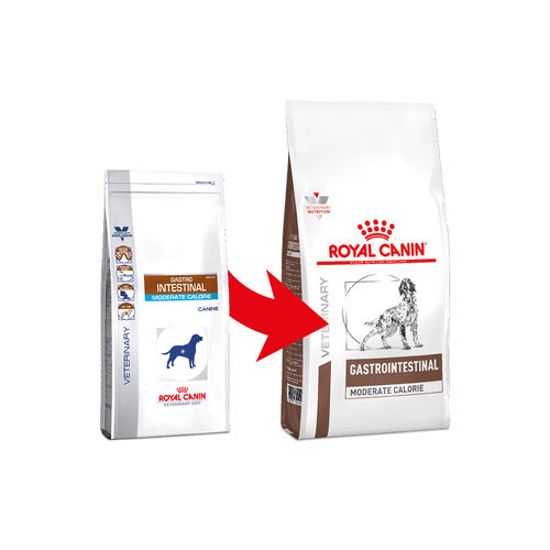 Royal Canin Gastro Intestinal Moderate Calorie Hond