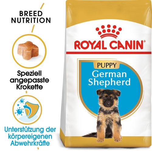 Royal Canin German Shepherd Puppy - Hundefutter