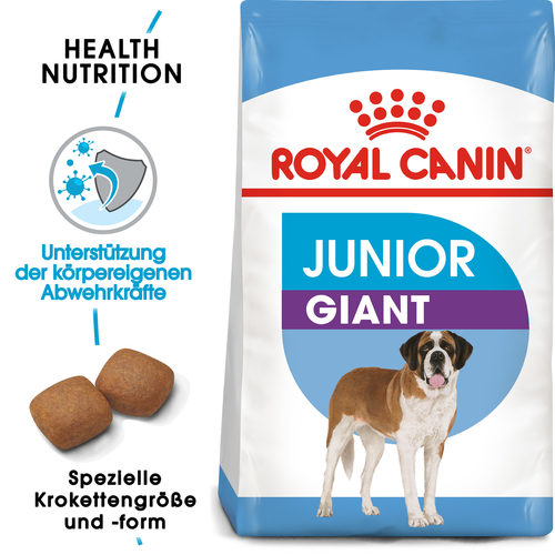 Royal Canin Giant Junior - Hundefutter