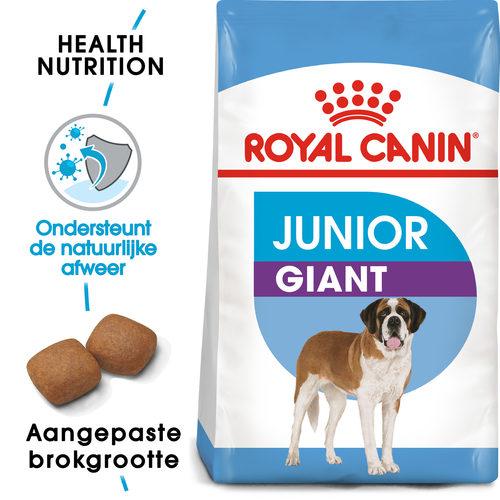 Royal Canin Giant Junior - Hondenvoer