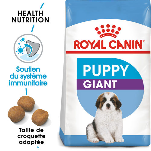 Royal Canin Giant Puppy - Alimentation pour Chiots