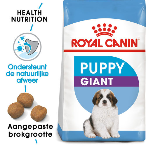 Royal Canin Giant Puppy - Hondenvoer