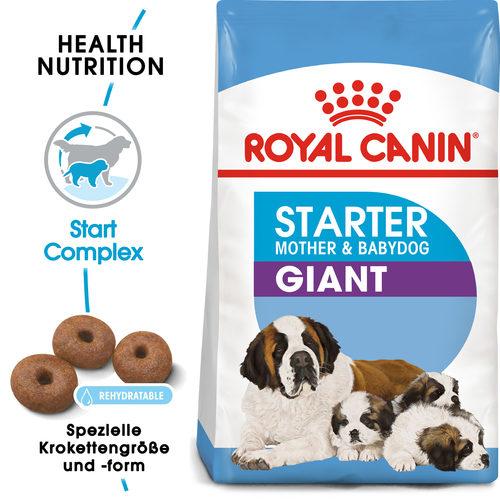 Royal Canin Giant Starter Mother & Babydog - Hundefutter