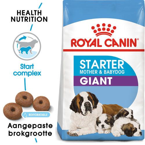 Royal Canin Giant Starter Mother & Babydog - Hondenvoer