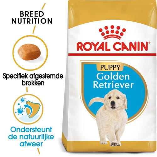 Royal Canin Golden Retriever Puppy - Hondenvoer