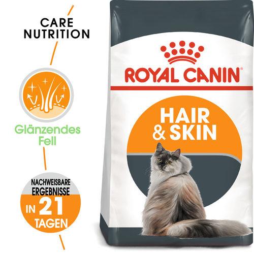 Royal Canin Hair & Skin Care - Katzenfutter
