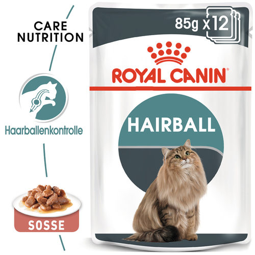 Royal Canin Hairball Care in Gravy - Katzenfutter