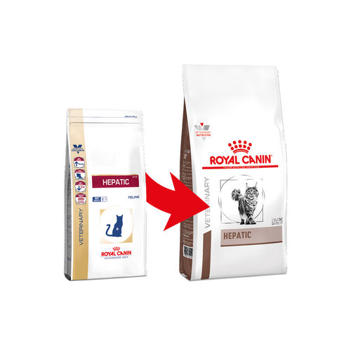 Royal Canin Hepatic Kat