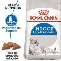 Royal Canin Indoor Appetite Control - Alimentation pour Chats