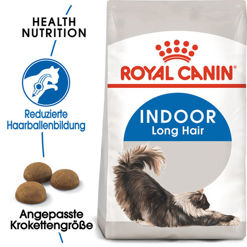 Royal Canin Indoor Long Hair - Katzenfutter
