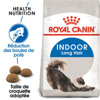 Royal Canin Indoor Long Hair - Alimentation pour Chats