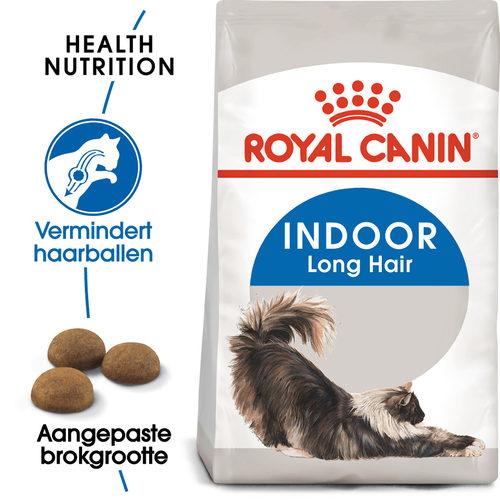 Royal Canin Indoor Long Hair - Kattenvoer