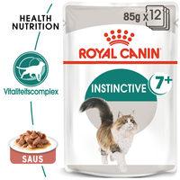 Royal Canin Instinctive 7+ in Gravy - Kattenvoer