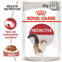 Royal Canin Instinctive in Gravy - Kattenvoer