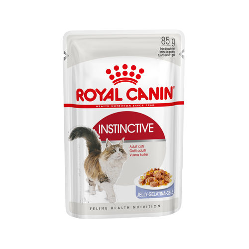 Royal Canin Instinctive in Jelly - Cat Food