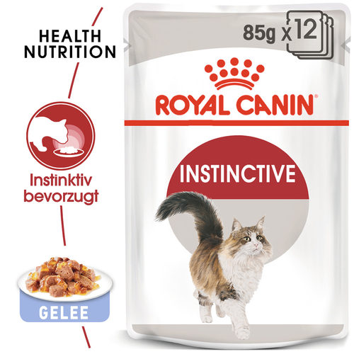 Royal Canin Instinctive in Gelee - Katzenfutter