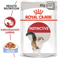 Royal Canin Instinctive in Jelly - Alimentation pour Chats
