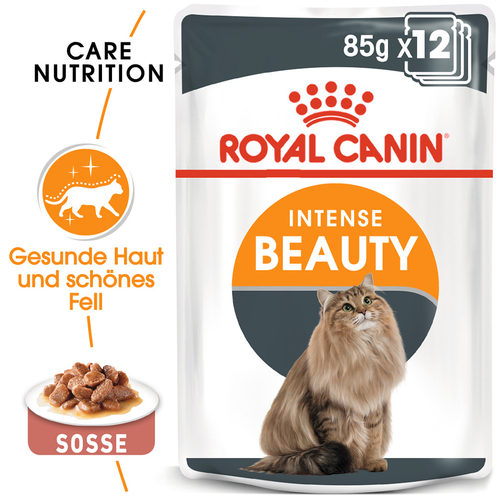 Royal Canin Intense Beauty in Gravy - Katzenfutter
