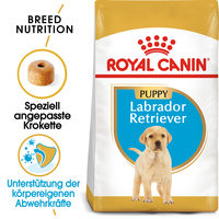 Royal Canin Labrador Retriever Puppy - Hundefutter