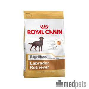 royal canin labrador retriever sterilised adult. Black Bedroom Furniture Sets. Home Design Ideas