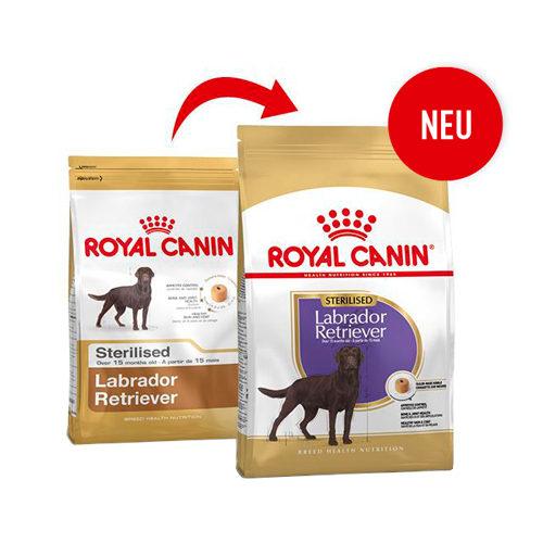 Royal Canin Labrador Retriever Sterilised Adult - Hundefutter