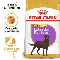 Royal Canin Labrador Retriever Sterilised Adult - Alimentation pour Chiens