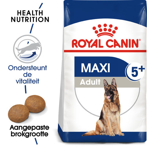 Royal Canin Maxi Adult 5+ - Hondenvoer
