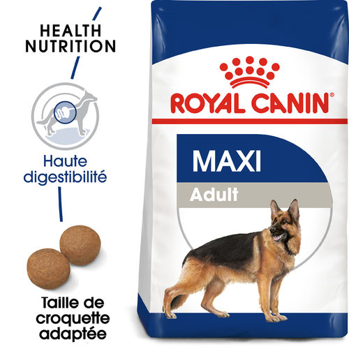 Royal Canin Maxi Adult - Alimentation pour Chiens