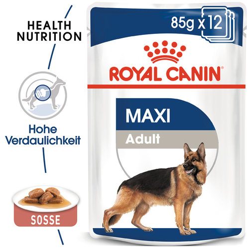 Royal Canin Maxi Adult Nassfutter - Hundefutter
