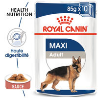 Royal Canin Maxi Adult Wet