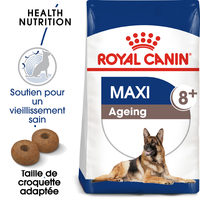 Royal Canin Maxi Ageing 8+ - Alimentation pour Chiens