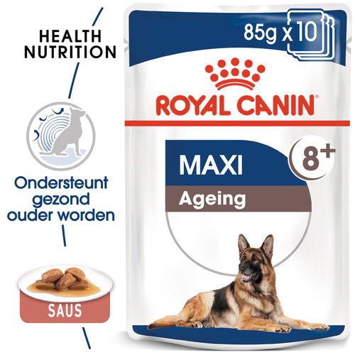 Royal Canin Maxi Ageing 8+ Wet - Hondenvoer