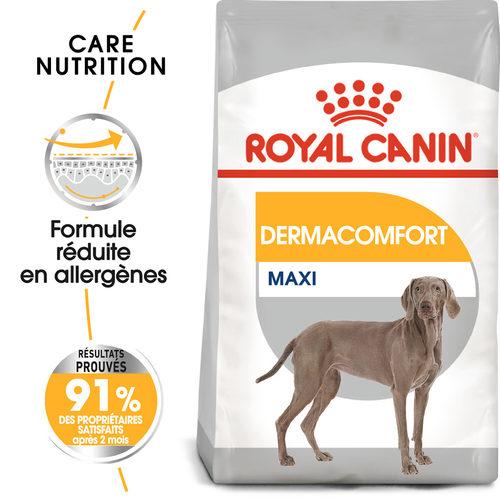 Royal Canin Maxi Dermacomfort - Alimentation pour Chiens