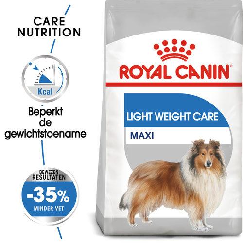 Royal Canin Maxi Light Weight Care - Hondenvoer