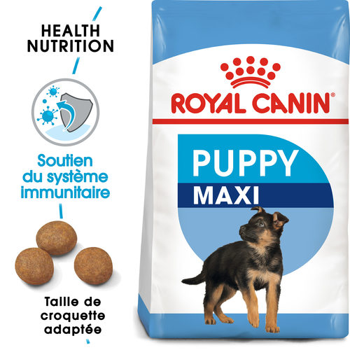 Royal Canin Maxi Puppy - Alimentation pour Chiots