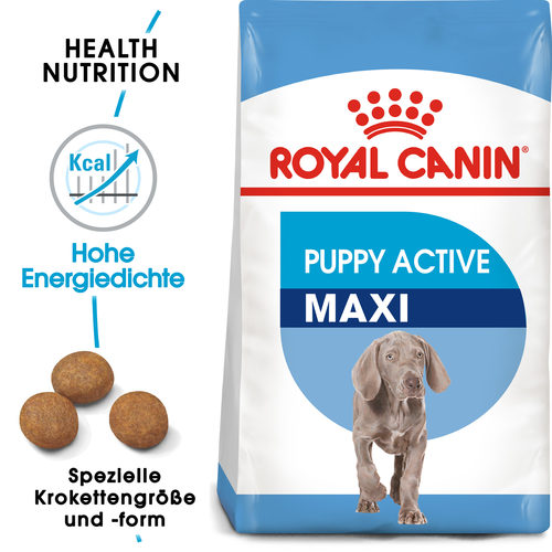 Royal Canin Maxi Puppy Active - Hundefutter