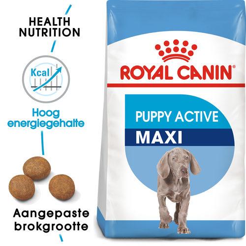 Royal Canin Maxi Puppy Active - Hondenvoer