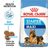 Royal Canin Maxi Starter Mother & Babydog - Alimentation pour Chiens