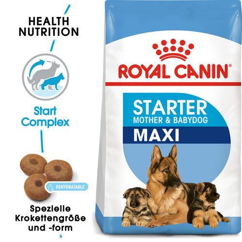 Royal Canin Maxi Starter Mother & Babydog - Hundefutter