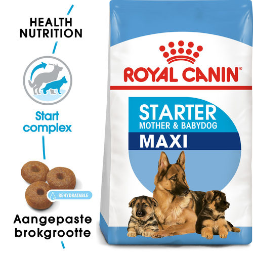 Royal Canin Maxi Starter Mother & Babydog - Hondenvoer