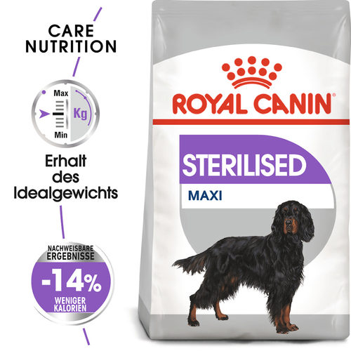 Royal Canin Maxi Sterilised - Hundefutter