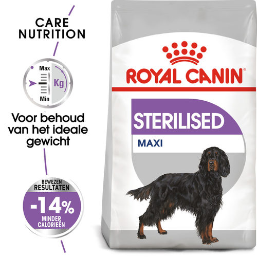 Royal Canin Maxi Sterilised - Hondenvoer