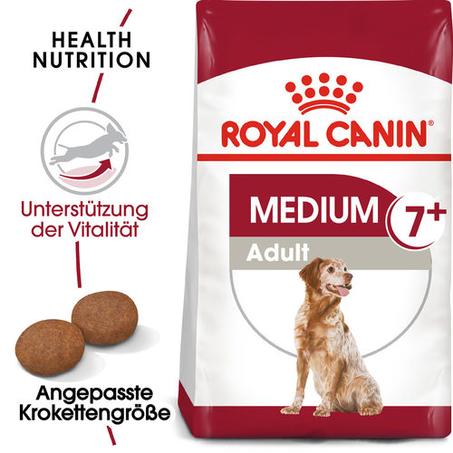 Royal Canin Medium Adult 7+ - Hundefutter