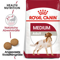 Royal Canin Medium Adult - Hundefutter