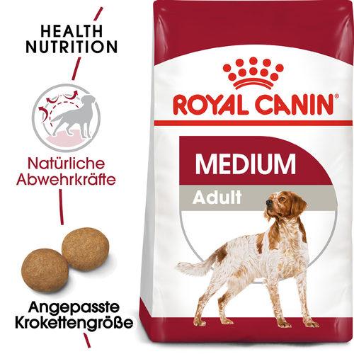 Royal Canin Medium Adult - Hundefutter