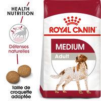 Royal Canin Medium Adult - Alimentation pour Chiens